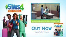 תפעלו את העסק שלכם עם Sims 4 Get To Work