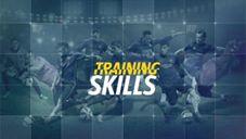 ורמאלן מציג את כישוריו באימון :)