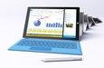 Microsoft השיקה Surface Pro 3 חדש